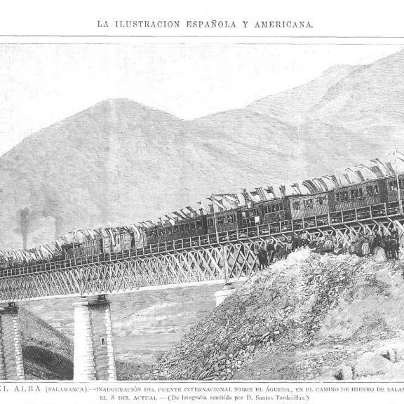 Una gran obra de ingeniería ferroviaria