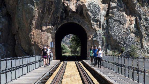 Ruta de los túneles