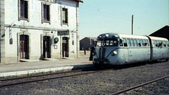 Estación de Villavieja de Yeltes