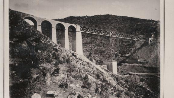 Puente del Lugar, fotografía de Emlio Biel