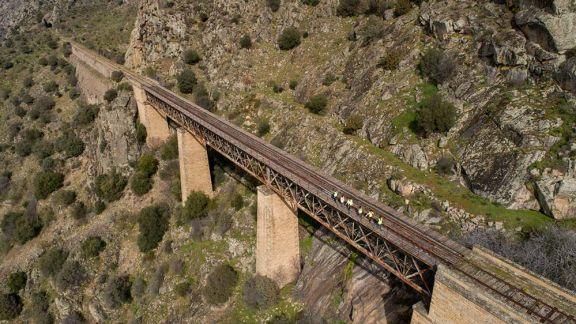 Puente del Arroyo Morgado
