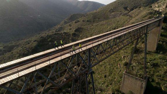 Panorámica del Puente del Lugar
