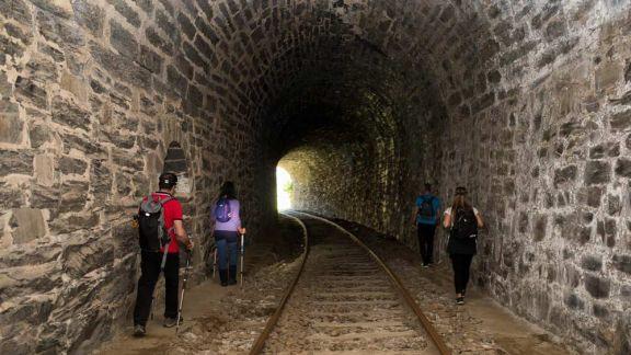 Túnel 20 y último del camino