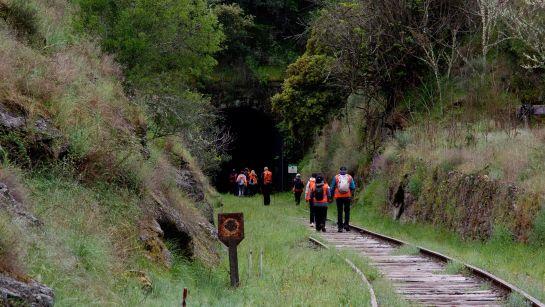 El Camino de Hierro se presentó en FITUR