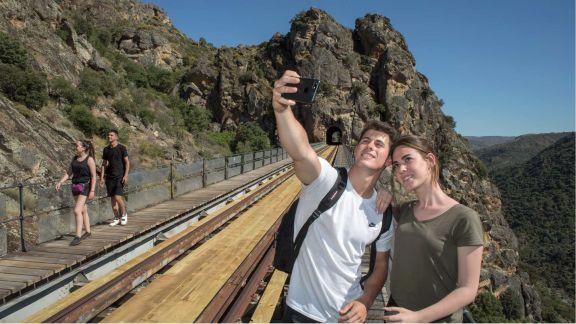 Reglamento de uso del Camino de Hierro, Ruta de Túneles y Puentes de La Fregeneda a Barca D´Alba